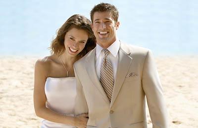 Tan-destination-wedding-suit